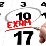 time, exam, testing